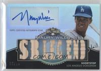 Maury Wills /18