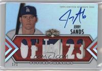 Jerry Sands /1