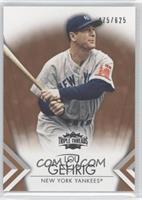 Lou Gehrig /625