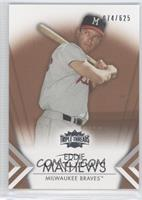 Eddie Mathews /625
