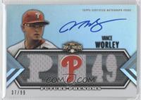 Vance Worley /99