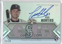 Jesus Montero /99
