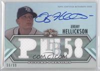 Jeremy Hellickson /99