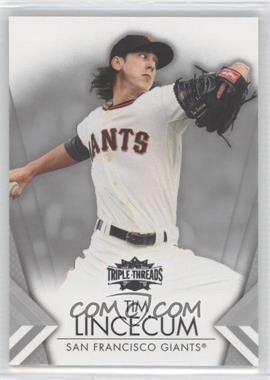 2012 Topps Triple Threads - [Base] #26 - Tim Lincecum
