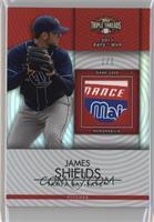 James Shields /1