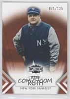 Babe Ruth /125