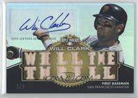 Will Clark /9