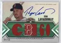 Ryan Lavarnway /50