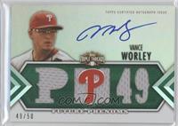 Vance Worley /50
