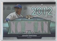 Johan Santana /36