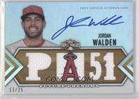 Jordan Walden /25