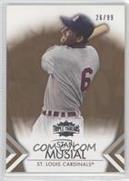 Stan Musial #26/99