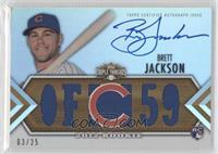 Brett Jackson /25