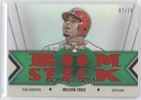Nelson Cruz /18