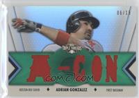 Adrian Gonzalez /18