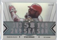 Ryan Howard /36