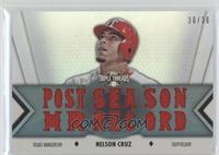 Nelson Cruz /36