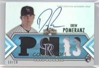 Drew Pomeranz /10