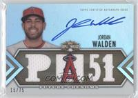 Jordan Walden /75