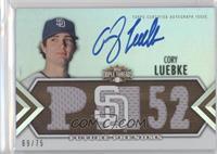 Cory Luebke /75