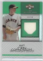 Matt Cain /18
