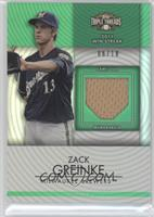 Zack Greinke /18