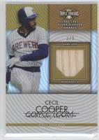 Cecil Cooper /9