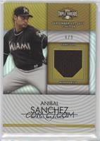 Anibal Sanchez /9