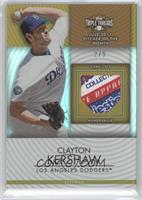 Clayton Kershaw /9