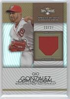 Gio Gonzalez /27