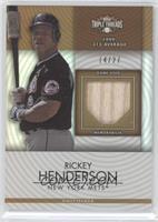 Rickey Henderson /27