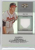Warren Spahn /36