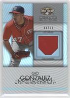 Gio Gonzalez /36