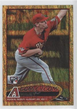 2012 Topps Update Series - [Base] - Golden Moments #US5 - Wade Miley