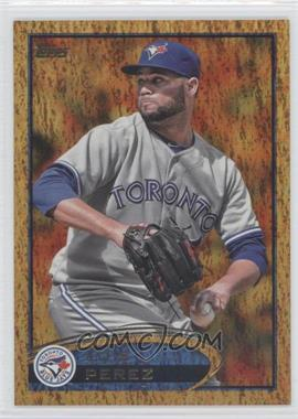 2012 Topps Update Series - [Base] - Golden Moments #US8 - Luis Perez