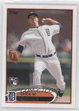 2012 Topps Update Series - [Base] #US221 - Drew Smyly