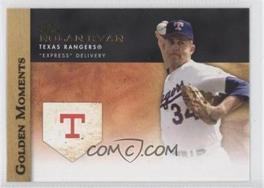 2012 Topps Update Series - Golden Moments #GM-U23 - Nolan Ryan