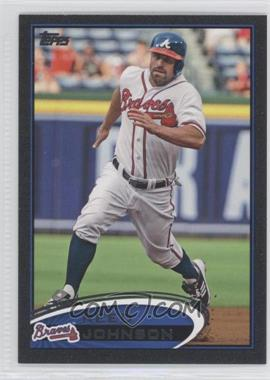 2012 Topps Update Series Black #US136 - Reed Johnson /61