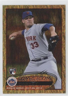 2012 Topps Update Series Golden Moments #US276 - Matt Harvey