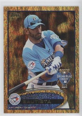 2012 Topps Update Series Golden Moments #US40 - Jose Bautista