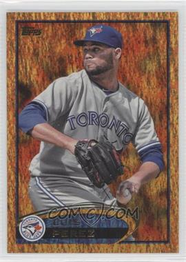 2012 Topps Update Series Golden Moments #US8 - Luis Perez