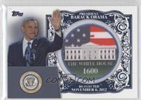 Barack Obama Re-Elected Commemorative Patch