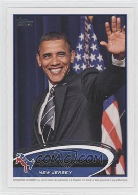 2012 Topps Update Series Presidential Predictor Barack Obama #PPO-30 - Barack Obama