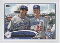 Clayton Kershaw (SP With Matt Kemp)