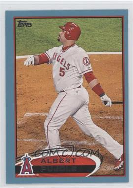 2012 Topps Wal-Mart [Base] Blue Border #331 - Albert Pujols
