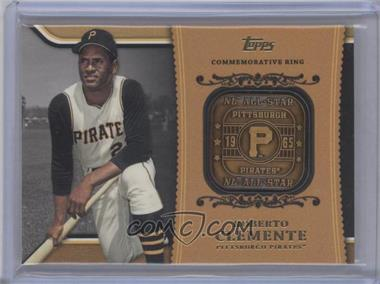 2012 Topps Wal-Mart Factory Set Roberto Clemente Career Rings #WM-RC4 - Roberto Clemente