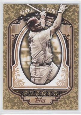 2012 Topps Wrapper Redemption Gold Rush #1 - Albert Pujols