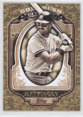 2012 Topps Wrapper Redemption Gold Rush #38 - Don Mattingly