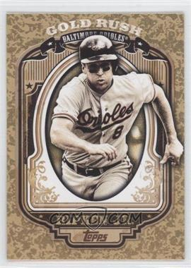 2012 Topps Wrapper Redemption Gold Rush #54 - Cal Ripken Jr.