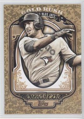 2012 Topps Wrapper Redemption Gold Rush #69 - J.P. Arencibia